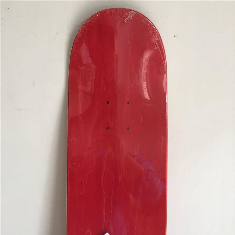 Blank skateboarding deck (12)