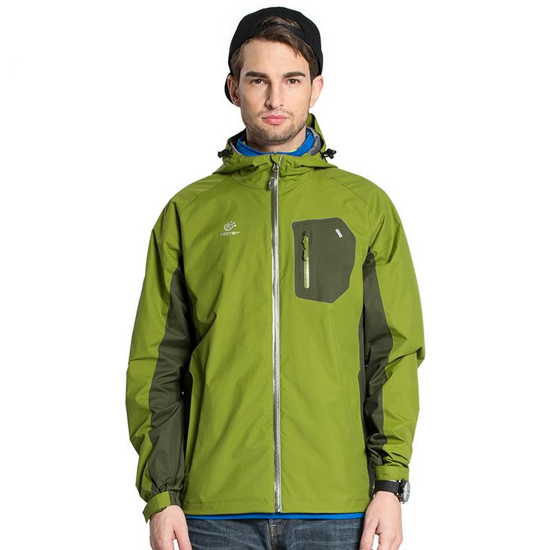 Jacket Men Softshell Waterproof Windproof Camping Hiking Hunting Outdoor  Fleece Mountain Clothes Plus Polyester Green Blue Red ветровка dickies softshell jacket navy