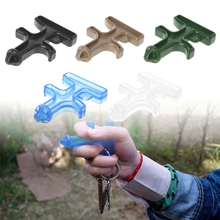 Self Defense Supplies Plastic Stinger Drill Easy Carry Security Protection Tool