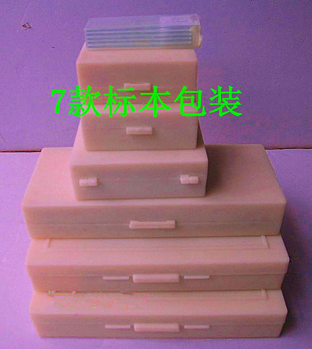 ФОТО Student Microscope dedicated biopsy 50 pieces of slides flora and fauna plant samples of science experiment Teaching equipment