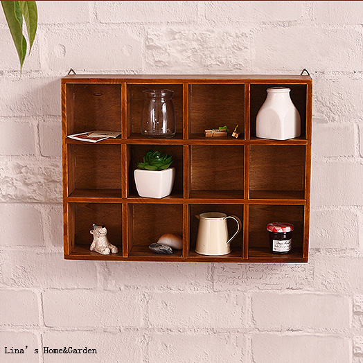 popular wooden wall shelves buy cheap wooden wall shelves. Black Bedroom Furniture Sets. Home Design Ideas