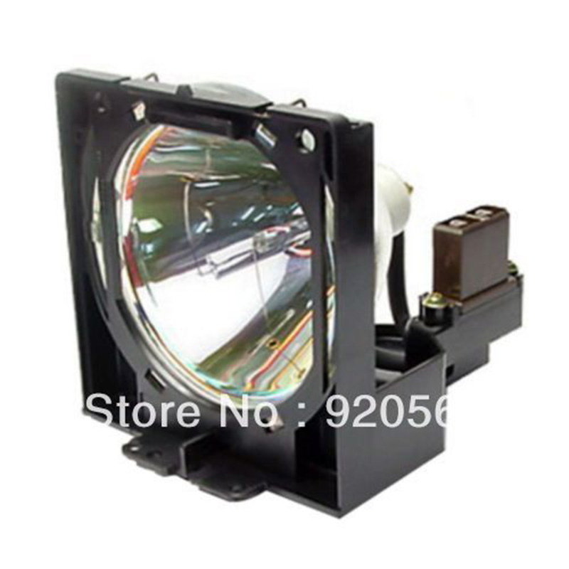 Replacement Projector Lamp with housing  POA-LMP17 / 610-270-3010  for Sanyo  PLC-SP10 / PLC-SP10E / PLC-SP10N lamp housing for sanyo 610 3252957 6103252957 projector dlp lcd bulb