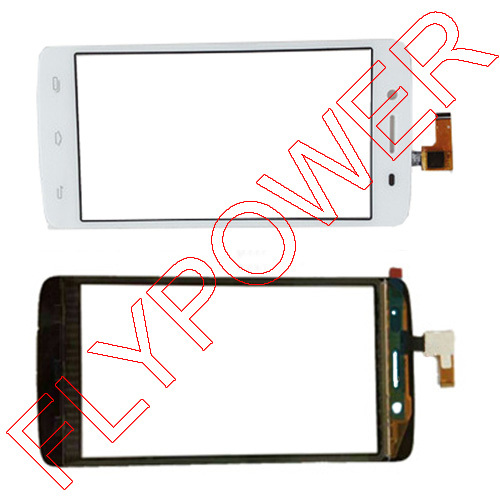 High quality For Prestigio Multiphone PAP 5507 Duo PAP5507 Duo Touch Screen Digitizer Glass Panel Free Shipping