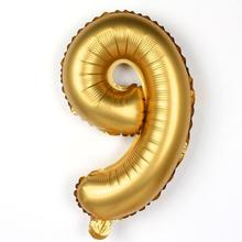 Foil Baloons Inflatable Helium Air Number Decoration For Valentine Birthday Party Wedding Best Price