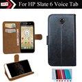 Высокое качество искусственная кожа кожа телефон чехол откидная крышка для HP шифер 6 голос Tab телефона , посвященной чехол в наличии! Бесплатная прямая поставка