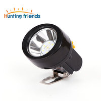 Rechargeable LED Cordless Mining Cap Light Waterproof LED Miner Lamp Headlight For Outdoor Sports And Professional