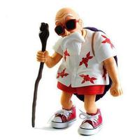 Anime Dragon Ball Z PVC Action Figure Toys Master Roshi Model Collection Gifts