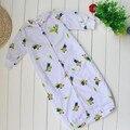 Детские Полиэстер спальный мешок флиса ткань для осени и зимы