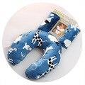Top proteção U Travesseiro Macio Brinquedos De Viagem travesseiro bebê Infantil curto pelúcia cabeça apoio do pescoço equipado assento de carro carrinho de criança carrinho de bebê cápsula