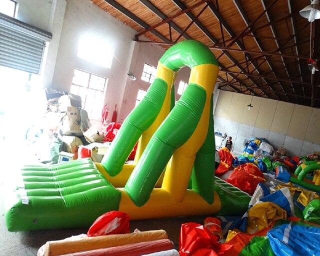 Inflatable Olahraga Permainan Anak Anak Taman Hiburan Tiup Outdoor
