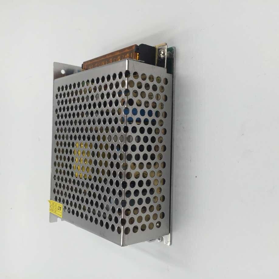 10 шт 5 V 40A/60A Блок питания 200 Вт Светодиодный драйвер 5 v 200 w переключатель для внутренней установки питания 220 V для WS2812b полосы или ламповый мод