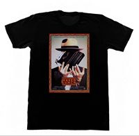 Naked Lunch T SHIRT 180 Shirt Junkie William S Burroughs David Cronenburg Men T Shirt Lowest