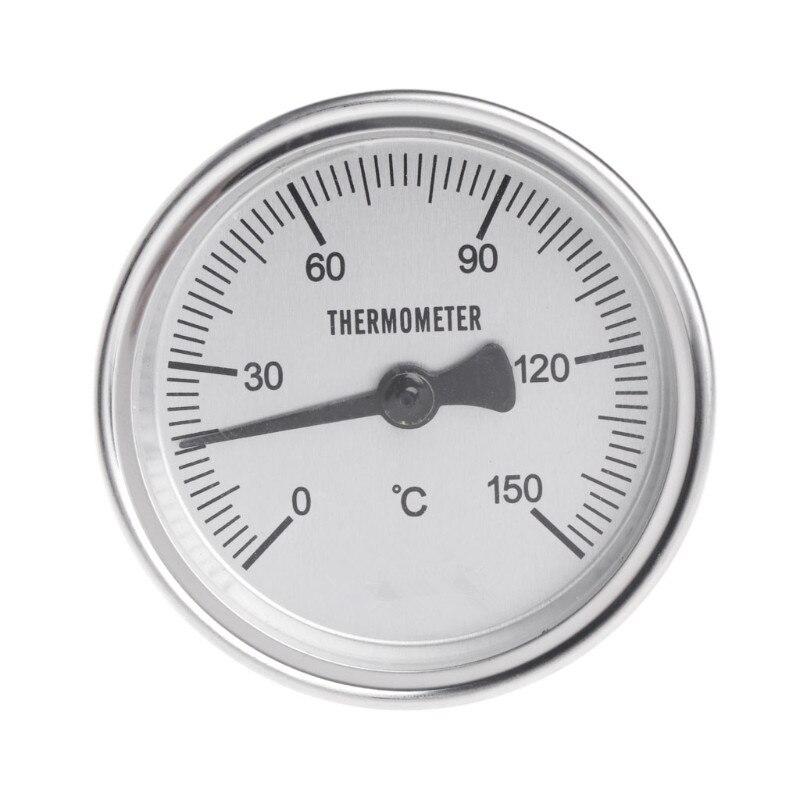 Кухонный Термометр из нержавеющей стали с резьбой 1/4 PT| |   | АлиЭкспресс