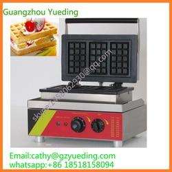 Non appiccicoso cialda tazza macchina/waffle stick maker/hong kong waffle