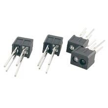MCIGICM 100pcs RPR220 Optoelectronic Switch Reflective Optical Coupling Sensor