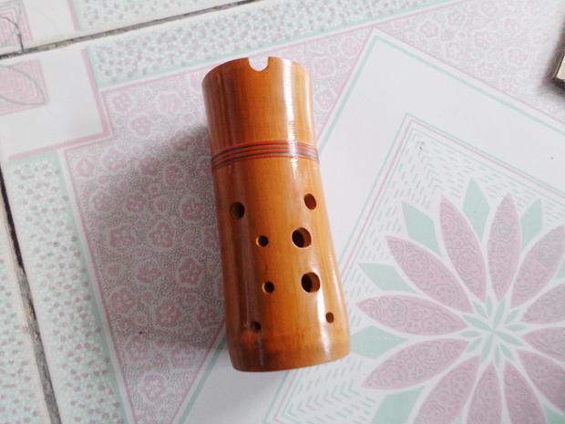 Chinese Bamboo Flute Xun Xiao 10 Holes Bambu Flauta Pocket Professional Woodwind Musical Instrument  Traditional Handmade Gifts