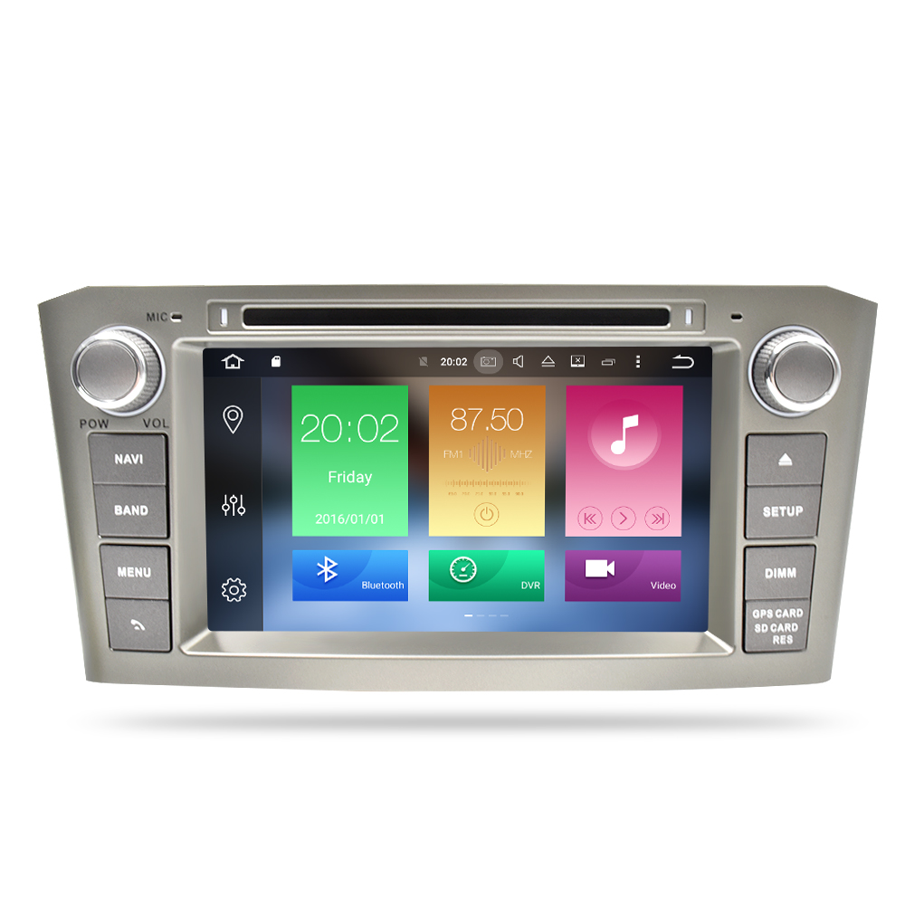 android7 1 8 0 car dvd player gps navigation multimedia. Black Bedroom Furniture Sets. Home Design Ideas