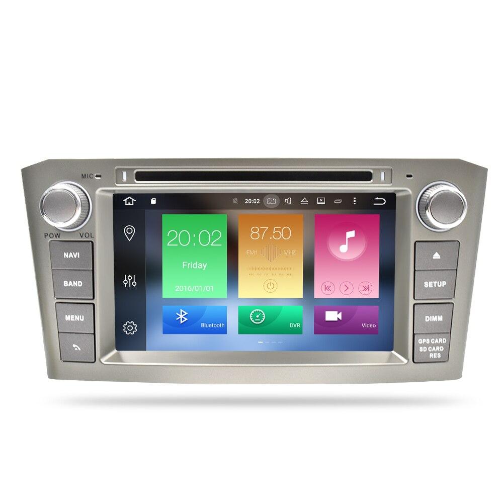 android7 1 8 0 car dvd player gps navigation multimedia. Black Bedroom Furniture Sets. Home Design Ideas