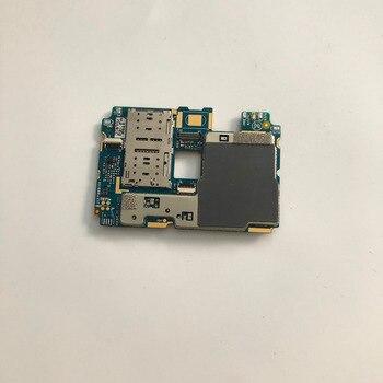 Used Mainboard 4G RAM+64G ROM Motherboard For UHANS i8 Mediatek MT6750 5.7 inch 18:9 1440 x 720 Mobilephone