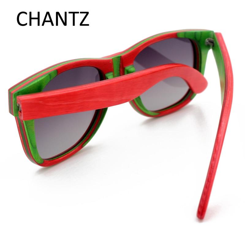 Vrhunske drvene sunčane naočale polarizirane zrcalne naočale za - Pribor za odjeću - Foto 4