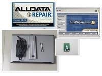 2017 Alldata и Митчелл программного обеспечения v10.53 Alldata ремонт программного обеспечения + Mitchell 2015 в 1 ТБ HDD установлен хорошо в 2 ГБ D630 ноутбука