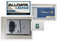 2017 alldata and mitchell software V10.53 alldata repair software+mitchell 2015 in 1 TB HDD Installed Well in 2GB D630 Laptop