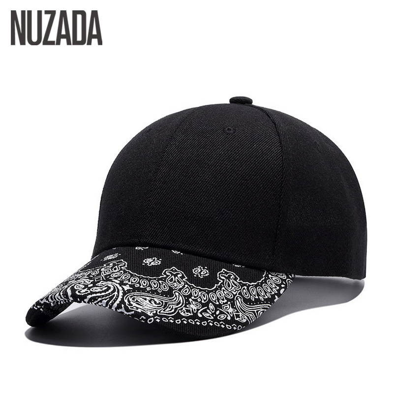 Brands NUZADA 2017 Snapback Couple Men   Baseball     Caps   For Women Spring Summer Autumn Hats Quality Embroidery Cotton   Cap