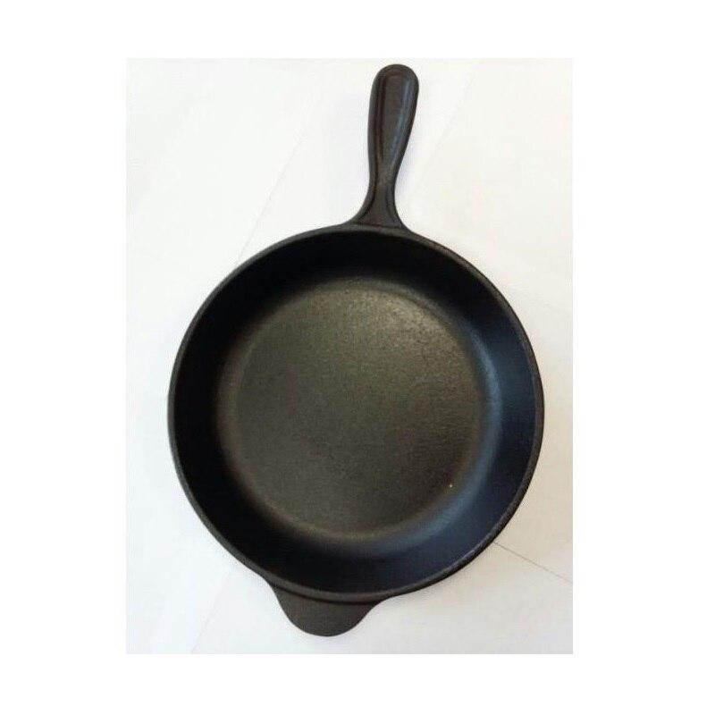Сковорода Камская посуда, 26 см, с ушком, с ручкой