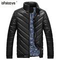 New Arrival Men High Quality 2016 Winter Down Jacket 90% Cotton Down Jackets Men Outdoors Parka Warm Coat 6726P55