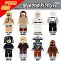 Star Wars Rogue One Figures Han Solo Luke Skywalker Kylo Ren BB-8 Darth Vader Building Blocks Brick toys for children Lepin