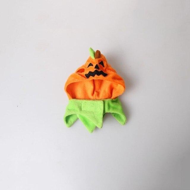 Déguisement dhalloween pour chiens, accessoires pour chiens, chapeau de citrouille, Chihuahua, fournitures pour petits chiens, Yorkshire Terrier boutique pour animaux de compagnie, Acessorios
