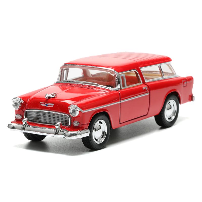1:40 Classic Car Toy Alloy Vintage Cars Model Simulation Vehicle Models Toys For Boys