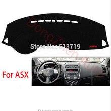 RHD Right Hand Drive Приборной Панели Автомобиля Избегайте Свет Pad Инструмент Крышка Платформы Стол Коврик Ковры Для Mitsubishi ASX
