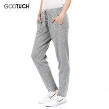 Brand New Arrived Cotton Pajamas Slacks Womens Casual Pants Sleep Bottoms Sweatpants Women Trousers Straight Gootuch 2501