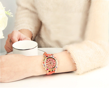 Luxury Rhinestone Crystal Fashion Watches – 5 Colours