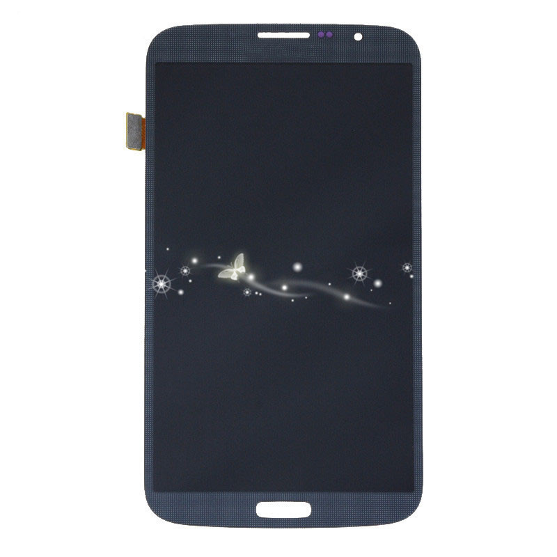A LCD Display Screen Digitizer Assembly For Samsung Galaxy Mega 6.3 i9200 i9205 free shipping