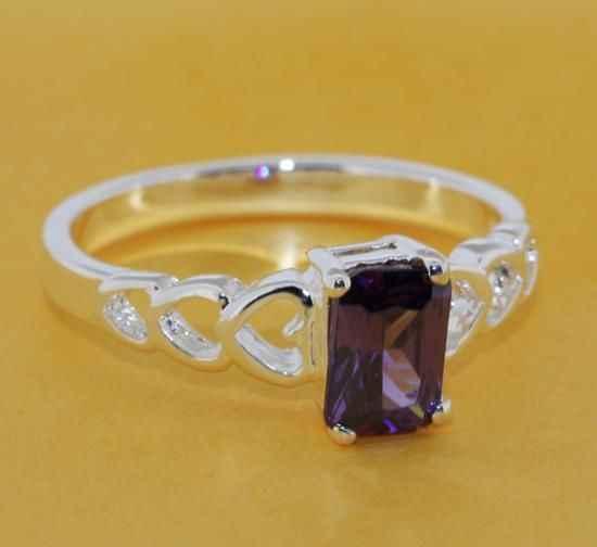 R217ร้อนขายจัดส่งฟรีเงินชุบแหวนสำหรับผู้หญิงและผู้ชายเครื่องประดับปรับขายส่ง925เสน่ห์แฟชั่นแหวน/aicai