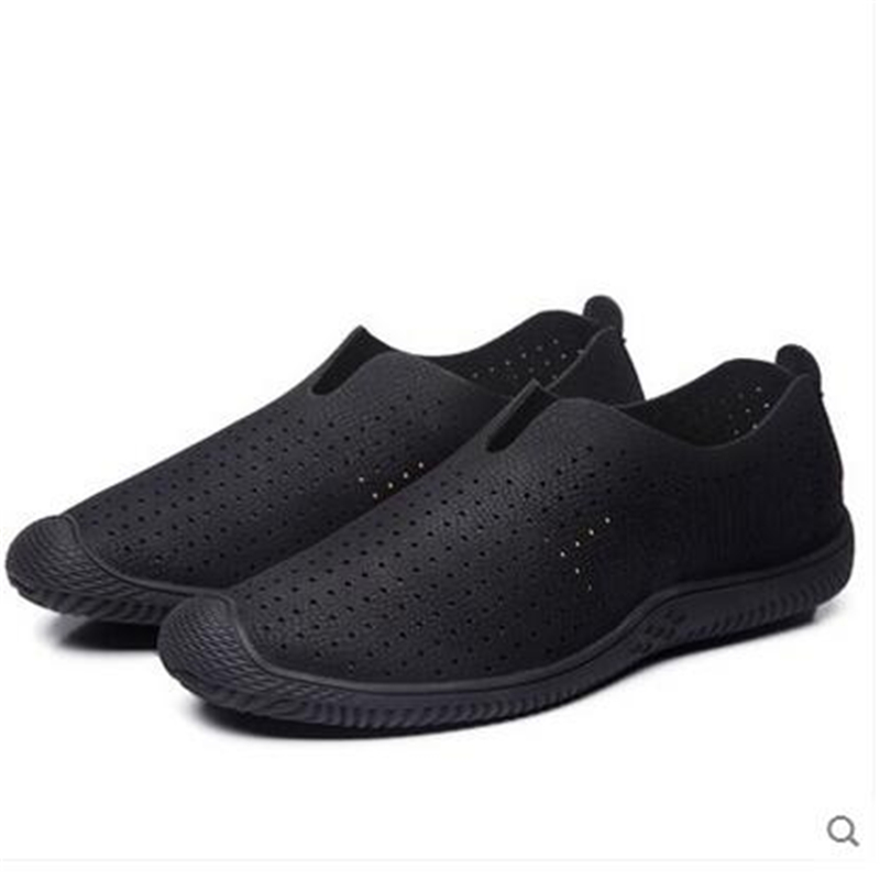 283a3679ea1 2017 Best quality Genuine Leather shoe men flat shoes Soft and Breathable  men Loafers Comfortable Minimalist design oxford shoes-in Men s Casual Shoes  from ...