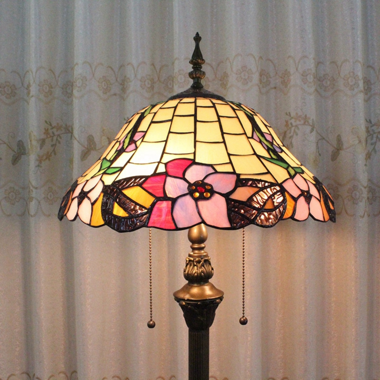 Discount Tiffany Floor Lamp - Online Get Cheap Tiffany Floor Lamp Shades Aliexpresscom Discount