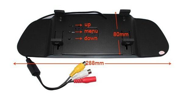 de Monitor coche Sensor 3