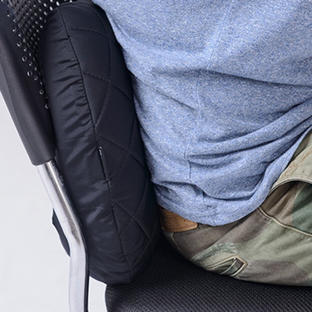 Image 2 - 2018 Inflatable Camping Travel Pillow Thicken Warm Comfortable Pillow With Pillow Cover Dust proof Anti dirt Pillowcase-in Camping Mat from Sports & Entertainment