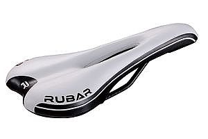 New Rubar 322A bicycle SADDLE memorial foam infill padding synthetic Leather surface