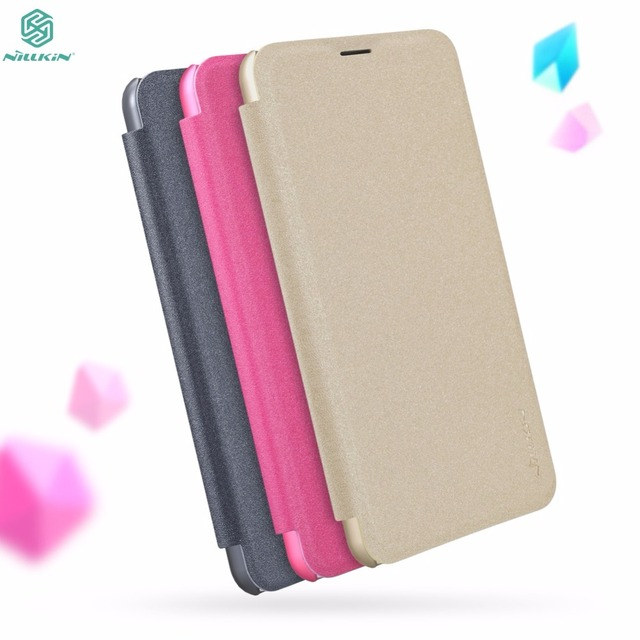 differently 7f6a9 66693 US $7.91 5% OFF|Cover For LG V30 Case NILLKIN Sparkle PU Leather Flip Cover  Case For LG V30 Lid Case Cover For LG V30 with retail package-in Flip ...