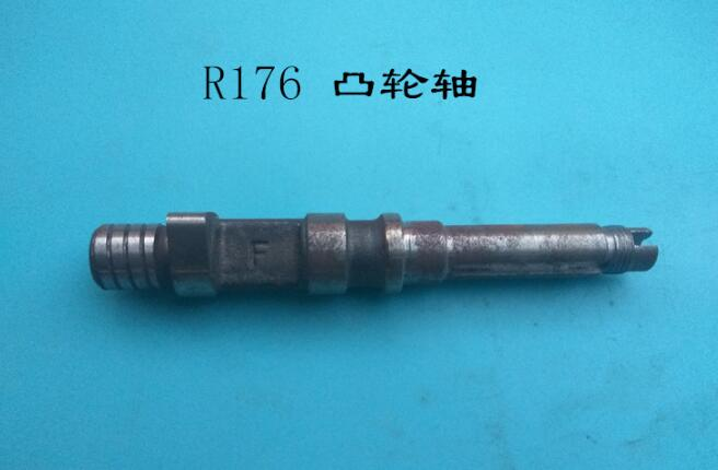 цена на Free Shipping diesel engine R176 camshaft use on generator or Tiller Cultivators suit Changchai Changfa and all Chinese brand
