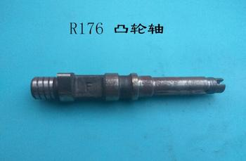 Free Shipping diesel engine R176 camshaft use on generator or Tiller Cultivators suit Changchai Changfa and all Chinese brand