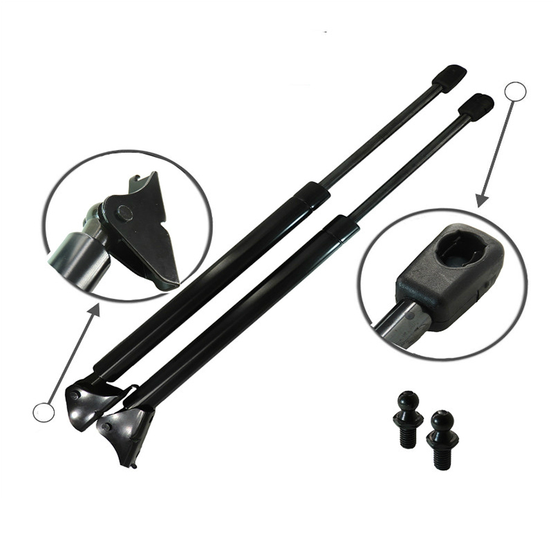 2pcs Liftgate Gas Charged Lift Support Fits 1993-1998 Jeep Grand Cherokee 4856