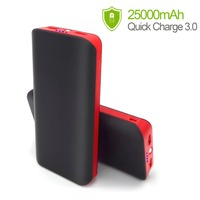 25000mAh Quick Charge 3 0 Portable Power Bank Charger Ultra High Capacity Fast External Battery Pack