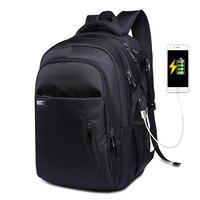 2019 Men Backpack Multifunction Men Shoulder Bag Business Casual Tourist Anti theft Waterproof 15.6 inch Laptop Men Backpack