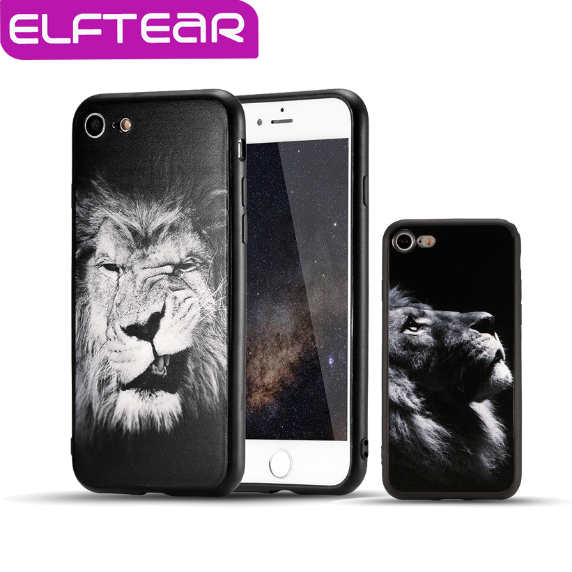 lion iphone 7 case