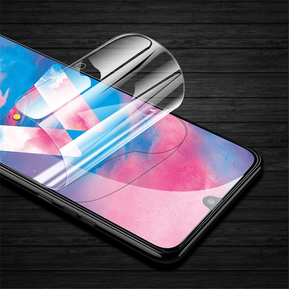 37D Full Curved Soft Hydrogel Film For Samsung Galaxy A 90 80 70 60 50 40 30 20 2019 Screen Protector On The For J 4 5 Not Glass in Phone Screen Protectors from Cellphones Telecommunications